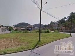 Terreno à venda em Petrópolis, Joinville cod:1218671