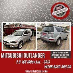 Mitsubishi OUTLANDER 2.0 16V 160cv Aut. 2013 Flex