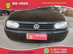 Volkswagen golf 2001 1.6 mi 8v gasolina 4p manual