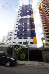 Apartamento com 3 quartos para alugar, 70 m² por R$ 2.100/mês - Boa Viagem - Recife