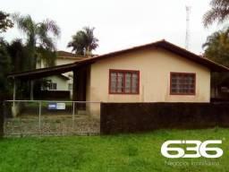 Casa à venda com 2 dormitórios em Costeira, Balneário barra do sul cod:03015764