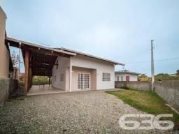 Casa à venda com 3 dormitórios em Costeira, Balneário barra do sul cod:03015991