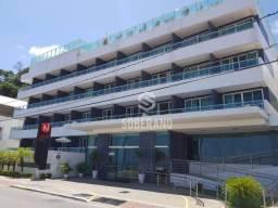 Apartamento com 1 dormitório à venda, 36 m² por R$ 400.000 - Cabo Branco - João Pessoa/PB