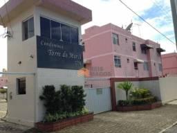 Apartamento com 2 dormitórios para alugar, 68 m² por R$ 1.250,00/mês - Capim Macio - Natal