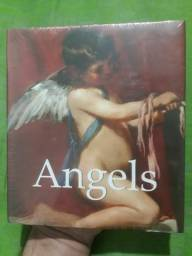 Livro de arte lacrado Caravaggio/ Michelangelo e mais