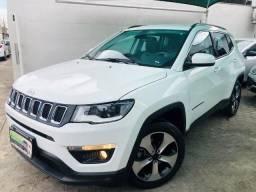 Jeep Compass Longitude , 18\18 , Estado de nova , Garantia Jeep !!!! - 2018