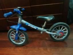 "Bicicleta infantil de equilíbrio aro 12"" btwin"
