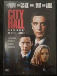 DVD City Hall - Conspiração no Alto Escalão