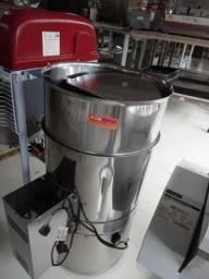 Descascadeira de batatas puro inox 12 kg