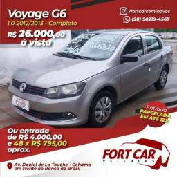 Voyage 2013 Entrada R$ 4.000 e 48x 795 aprox - 2013