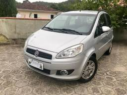 Fiat Idea Atractive 2013 única dona 1.4 flex a - 2013