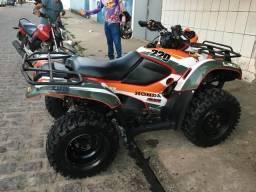 Quadriciclo Honda Fourtrax 2008 - 2008