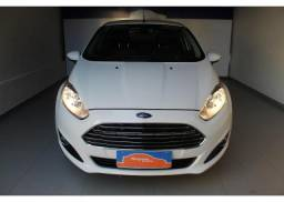 Fiesta 1.0 Ecoboost Titanium Plus Hatch 12V Gasolina 4P Powe - 2017