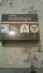 Colecao Radiologia com 4 volumes