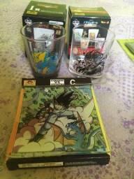 Itens para coleção dragon ball/naruto