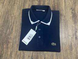 Camisa Polo Lacoste Azul escuro M Regular Fit