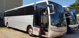 Ônibus Busscar Vistabuss LO Mercedes Benz 0500 RS Só Turismo Impecável Revisado Garantia