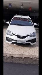 Etios Sedan 1.5 Flex XS