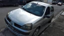 Renault clio(só pra rodar)