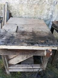 Máquina de serra para Madeira com bancada