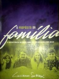 Livro O propósito da família de Luciano Subirá