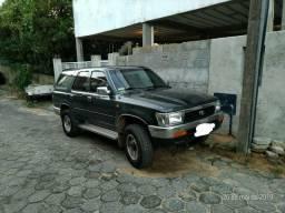 Camioneta Hilux SW4 Ano 1993 2.8 4x4 Diesel