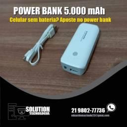Promoção Carregador Power Bank 5000mah Original Pn-905 Usb (Entregamos)