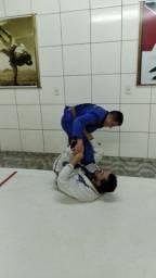 Aulas de jiu-jitsu