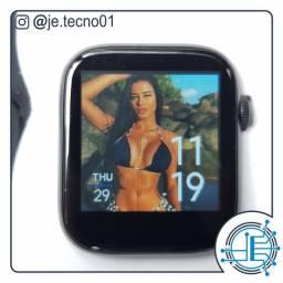X7 smartwatch personalizável com foto