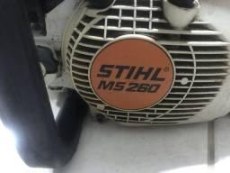 Vendo motosserra stihl 260 50cc