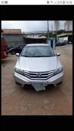Honda City LX 12/13 R$ 30.000,00