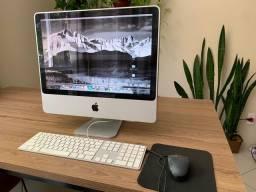 IMac 20 polegadas (modelo iMac8,1) 2008-2009 usado