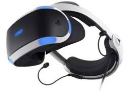 Playstation VR + Camera + Controle + Jogo