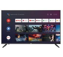 "SMART TV LED 55"" JVC LT-55MB508 Ultra HD 4K Android Google"