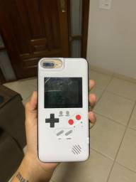 Capinha gameboy de iPhone 7/8 plus