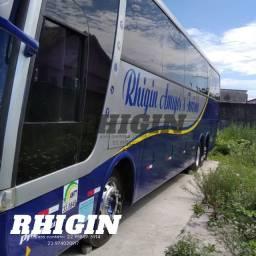 Ônibus de Viagem em Excelente estado, pronto para o trabalho