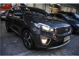 Kia Sorento 2016 3.3 ex v6 24v gasolina 4p 7 lugares automatico