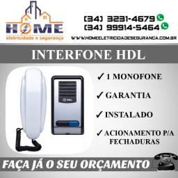 Título do anúncio: Interfone HDL F8  *