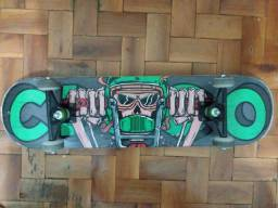 Skate Cisco motorcycle
