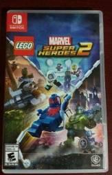 Jogo Switch - Lego Super Heroes 2