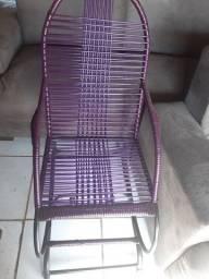 Título do anúncio: Vendo cadeira nova de balanço