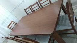 Mesaaaa 8 cadeiras