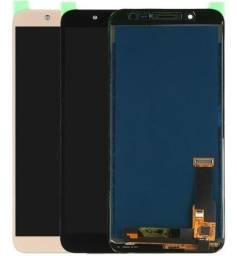 Tela Touch Display Samsung J6 Plus J8 J8 Plus