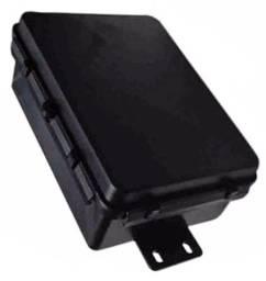 mini caixa hermética preta multitoc polipropileno c/ proteção uv - ananindeua aurá
