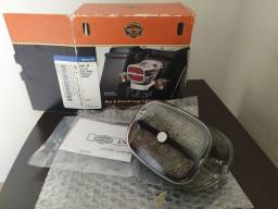 Lanterna LED Fumê Harley Davidson cod 68087-08
