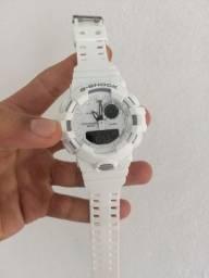 Relógio Casio G-Shock GBA-1720 Step Tracker Branco