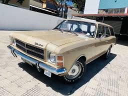 GM Caravan 1978 Placa Preta