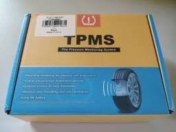 Medidor de Pressão de Pneu Automotivo (TPMS)