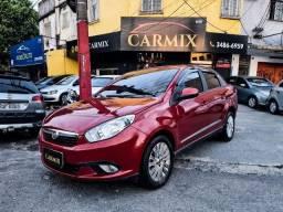 Fiat grand siena 2013 completo + gnv