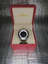 Título do anúncio: Relógio Masculino Tuguir Digital TG103 - Prata